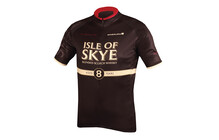 Endura Isle of Skye Whisky Jersey Heren zwart